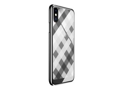 Силиконов гръб SULADA за iPhone XS Max (6.5), Черен