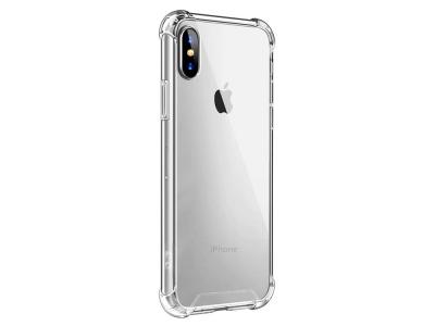 Силиконов гръб за iPhone XS Max (6.5), Прозрачен