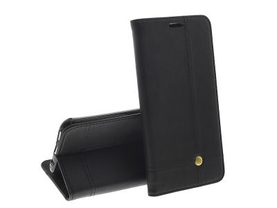Калъф тефтер Prestige за Huawei Mate 20 Lite, Черен