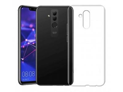 Силиконов гръб 0.5mm за Huawei Mate 20 Lite, Прозрачен