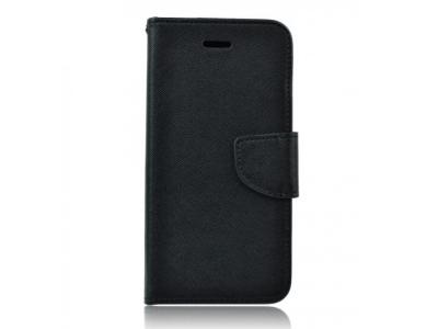 Калъф Тефтер Telone Fancy за Samsung Galaxy S3 i9300, Черен