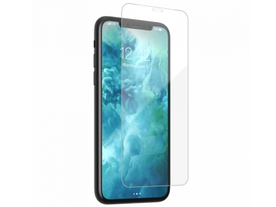 Стъклен протектор 5D Full Glue Iphone X / Xs, Прозрачен