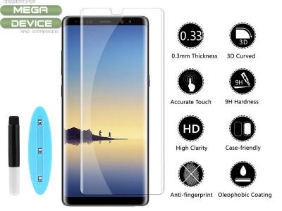 Стъклен протектор UV за Samsung Galaxy Note 8 N950