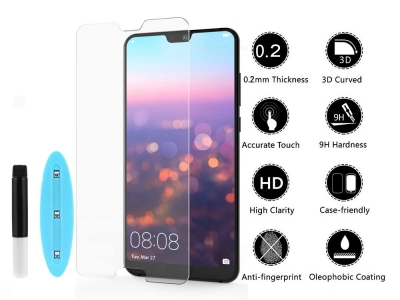 Стъклен Протектор UV -  Huawei P20