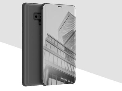 Калъф Тефтер View Window за Samsung Galaxy Note9 (N960), Черен