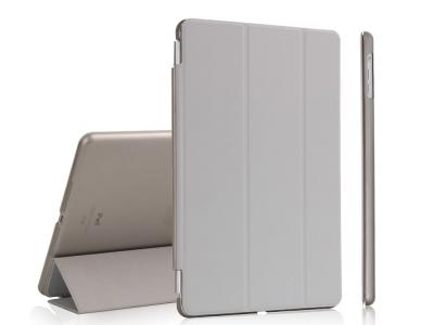 Калъф Тефтер 2-in-1 за iPad 9.7 (2018) / 9.7 (2017), Сив