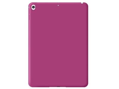 Силиконов Гръб за iPad 9.7-inch (2017), Розов