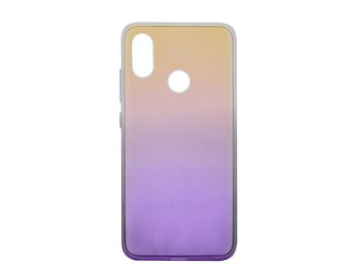 Силиконов гръб BLUERAY за Xiaomi Mi 8, Черен