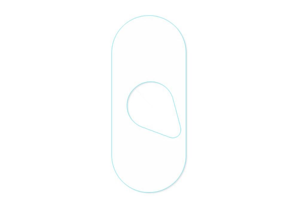 Стъклен Протектор за Камерата HAT PRINCE за iPhone XS Max (6.5)