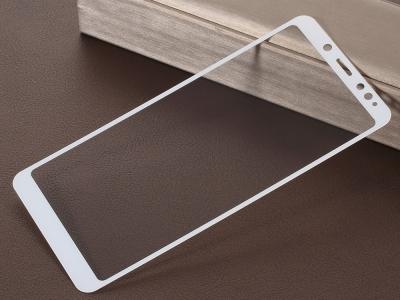 Стъклен Протектор RURIHAI 2.5D за Xiaomi Redmi Note 5 Pro (Dual Camera) / Redmi Note 5 (China) , Бял