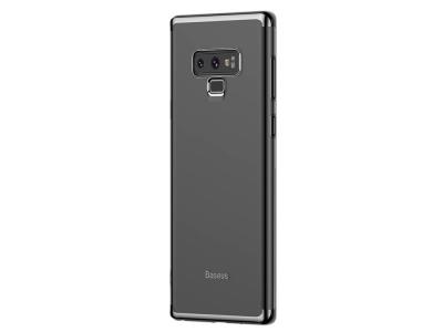 Силиконов Гръб BASEUS за Samsung Galaxy Note 9 (N960) , Черен