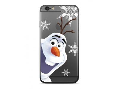 Силиконов Гръб - iPhone 5 / 5S / SE Olaf Frozen (002)