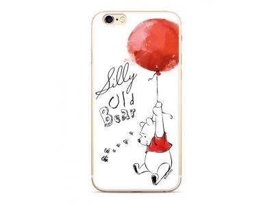 Силиконов Гръб - iPhone 5 / 5S / SE Winnie The Pooh (002)