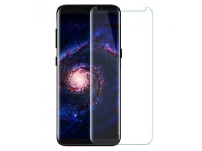 Стъклен протектор 3D за Samsung Galaxy S8 Plus , Прозрачен