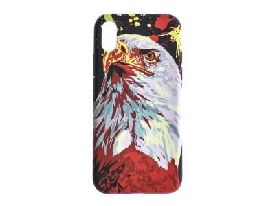 Силиконов Гръб TP35 за iPhone X / iPhone XS , Орел