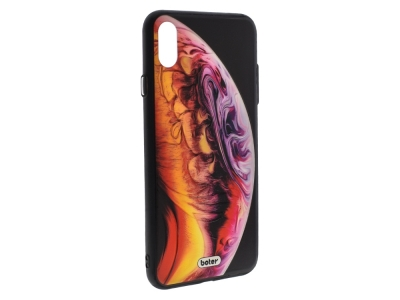 Пластмасов гръб Boter за iPhone XS Max (6.5), Планета