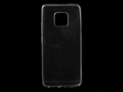 Силиконов гръб за Huawei Mate 20 Pro, Прозрачен