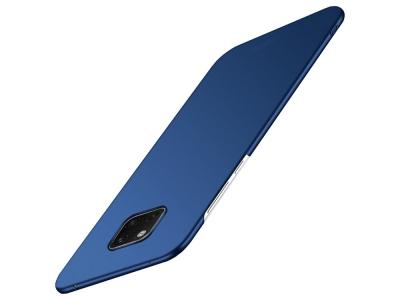 Пластмасов Гръб MOFI за Huawei Mate 20 Pro, Тъмно син