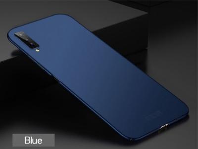Пластмасов Гръб MOFI за Samsung Galaxy A7 (2018) A750, Син