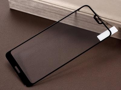Стъклен Протектор 3D Full за Nokia 7.1, Черен
