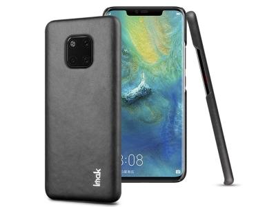 Пластмасов Гръб IMAK Ruiyi за Huawei Mate 20 Pro , Черен