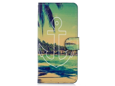 Калъф Тефтер за Huawei Mate 20 Pro, Плаж