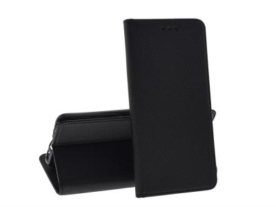 Калъф тефтер Smart Book за Nokia 5.1 Plus / X5 (2018) , Черен