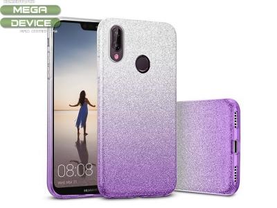 Силиконов Гръб BLING за Huawei P20 Lite , Лилав