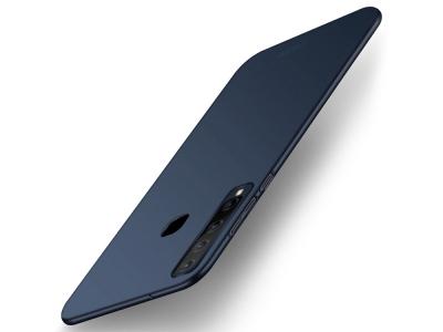 Пластмасов Гръб MOFI за Samsung Galaxy A9 2018 / A9 Star Pro / A9s, Син