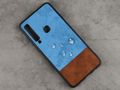 Удароустойчив гръб Hybrid за Samsung Galaxy A9 2018 / A9 Star Pro / A9s, Син