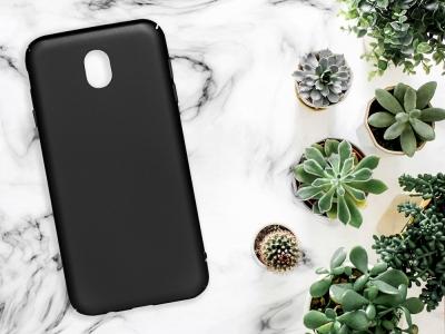 Калъф Гръб PVC MATT - Samsung Galaxy J5 2017 (J530) - Black
