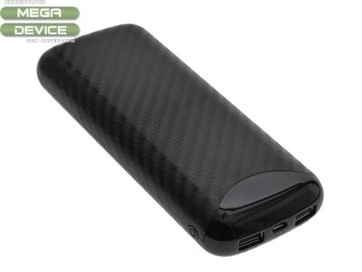Универсална външна батерия  20100mAh (C20), Черен