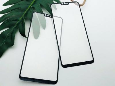 Стъклен протектор MOCOLO за Xiaomi Redmi Note 6 / Mi 8 Lite / Mi 8 Youth (Mi 8X) , Черен