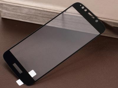 Стъклен протектор за Motorola Moto E5 Play, Черен