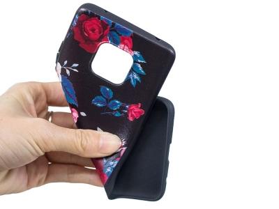 Силиконов гръб за Huawei Mate 20 Pro, Рози