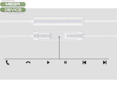 Оригинални Слушалки Huawei CM33  typе C bulk, Бял