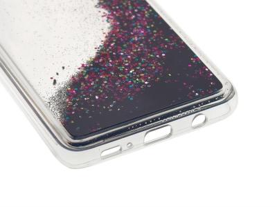 Силиконов Гръб Liquid за Samsung Galaxy A9 A920 2018, Черен
