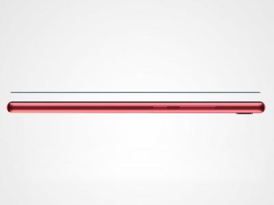 Стъклен протектор 5D Full Glue Xiaomi Mi 8 Lite, Черен