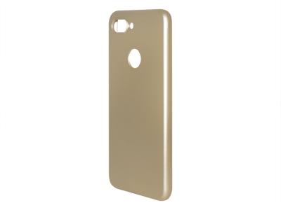 Силиконов Гръб Level за Xiaomi Mi 8 LIte, Златист