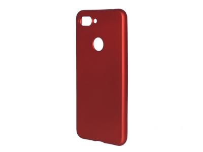 Силиконов Гръб Level за Xiaomi Mi 8 LIte , Червен