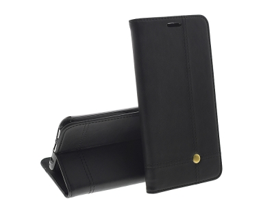 Калъф тефтер Prestige за Samsung Galaxy S10 Plus, Черен