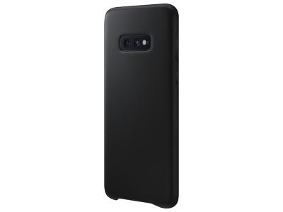 Пластмасов гръб LUX за Samsung Galaxy S10e, Черен