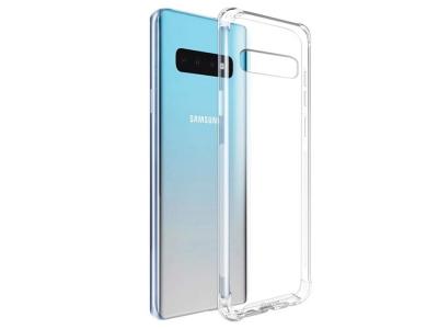 Удароустойчив Гръб Armor Roar за Samsung Galaxy S10 Plus, Прозрачен