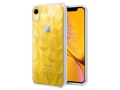 Силиконов гръб PRISM за iPhone XR 6.1, Прозрачен