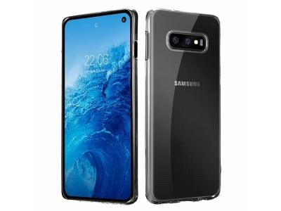 Силикон гръб за Samsung Galaxy S10e, Прозрачен
