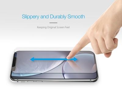 Стъклен Протектор Guess с невидимо лого за iPhone XR / iPhone 11