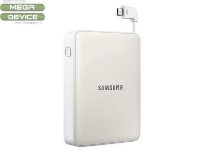 Оригинална външна батерия Samsung PG850 8400mAh , Бял