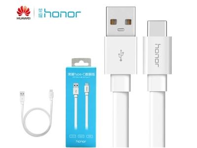 Оригинален кабел Honor AP55 USB Type-C , Бял