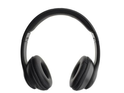 Слушалки с микрофон GJBY CA-011 Bluetooth , Черен
