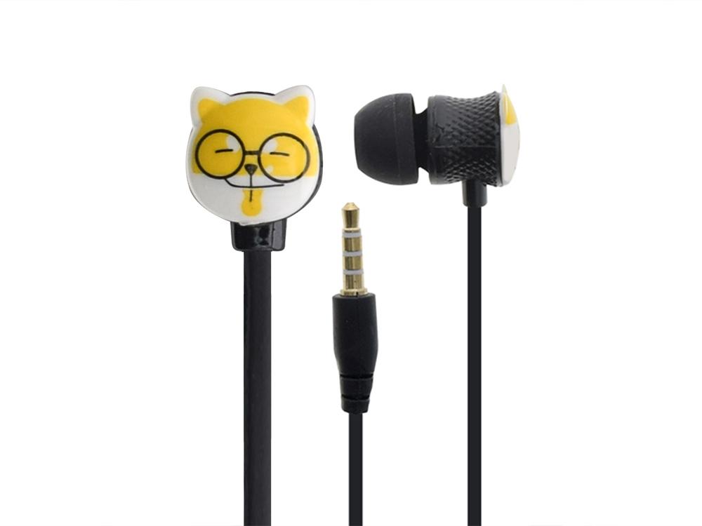 Слушалки с Микрофон DOGE CS148 , Като с очила